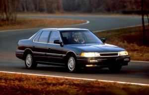 1986 Acura Legend Sedan