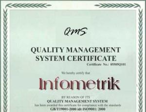 Sertifikasi ISO 9001:2008 : Seberapa Sulit?